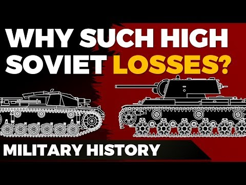 Barbarossa: Why such high Soviet Losses? - Explained from YouTube · Duration:  10 minutes 3 seconds
