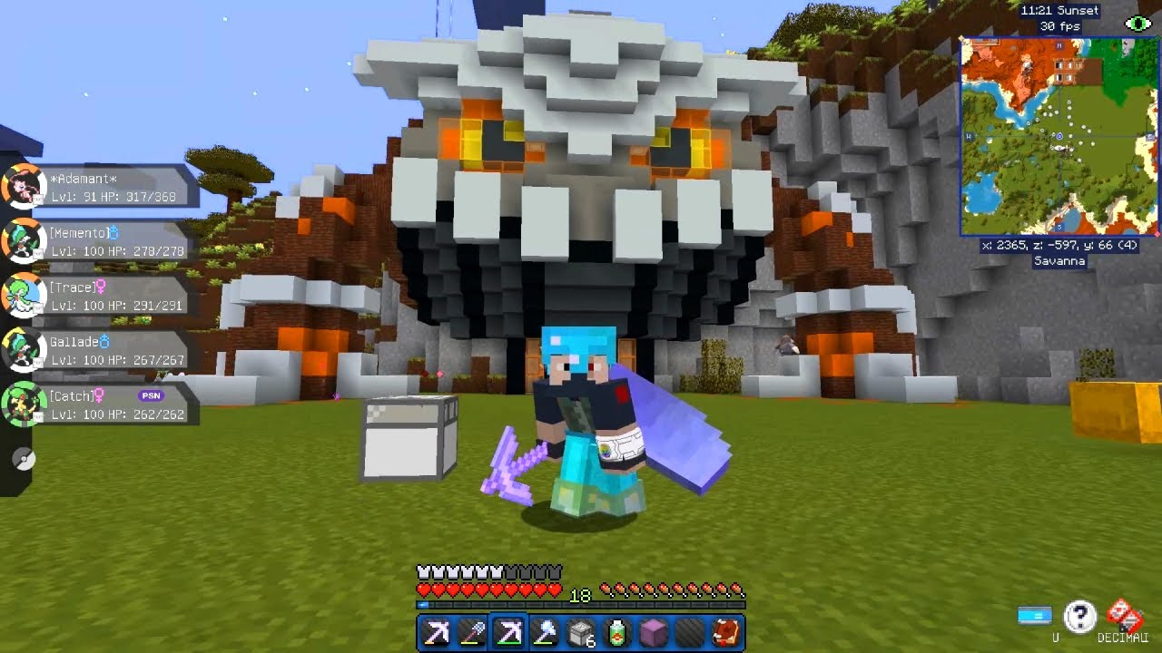 скачать Minecraft Pixelmon Lets Go 36 Breaking Ore