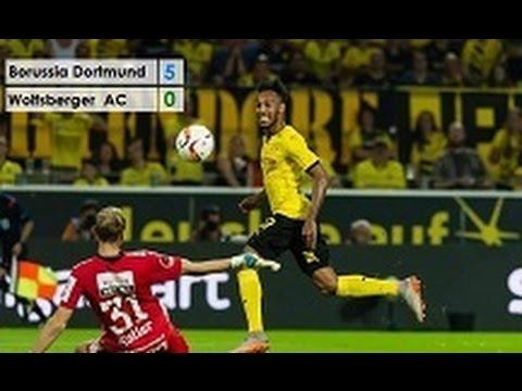 [Prelim Europa League/3e Tr/Bor.Dortmund 5-0 Wolfsberger AC](06.08.2015) Résumé