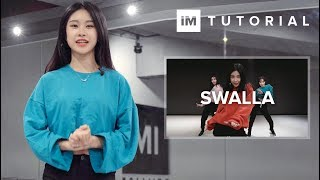 swalla jason derulo ft nicki minaj ty dolla ign 1million dance tutorial