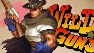 WILD GUNS SNES Longplay