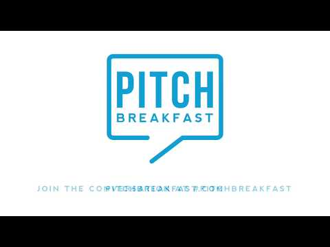 GNEISS' Michael Morton Speaking at PitchBreakfast