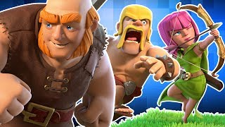 GIBARCH DE Farming LET'S FIX THAT RUSH ep39 | Clash of Clans