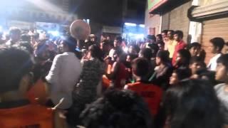 Jabaaz mumbai dhol playing(ramji ki nikali)