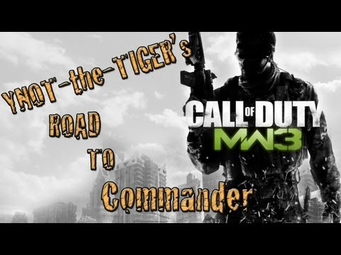 MW3: RTC Game 7 - Kill Confirmed - Mission (w/Homemade Sound Fx)