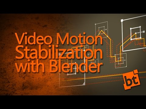How to Stabilize Videos with Blender
