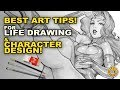 Best Quick Tips for Character Creation and Great Drawings