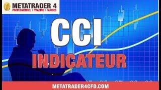 Le CCI Indicateur : Forex & Stratégie en VIDEO