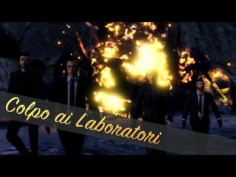 GTA Online: Colpo ai Laboratori Humane