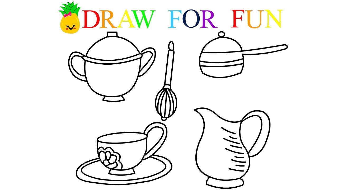 100 Kitchen Coloring Page Amazon Com A Cozy Coloring
