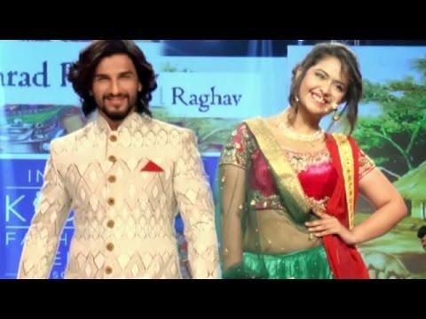 Avika Gor & Manish Raisanghan Walks The Ramp At India Kids Fashion Week