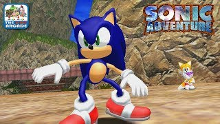Sonic Adventure - Defeating the Giant Talking Egg (Xbox One360 Gameplay)