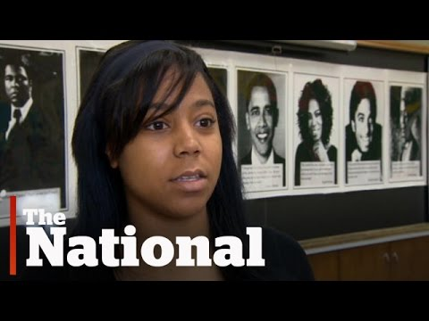 Teaching black history in Canada
