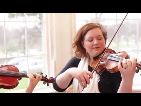 Be Thou My Vision | Violin Duet | Wedding Music Sample