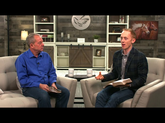 Hebrews The Better Covenant I - Lawson and Barbara Perdue - Grace For Today Live - 11-30-20