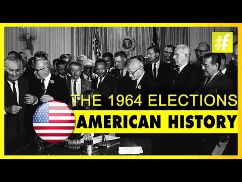 Elections Of 1964: 'Know Your Candidate' Campaign