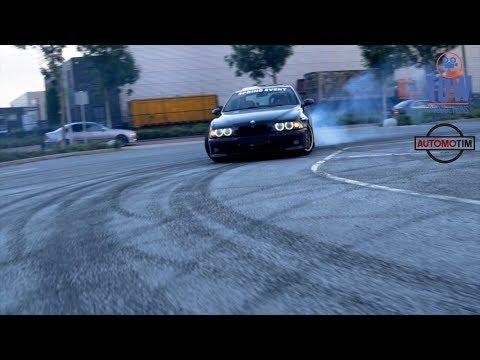 BMW M5 E39 DRIFTING