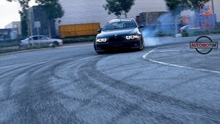 BMW M5 E39 DRIFTING