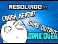 Resolvendo Erros no Minecraft - Crash Report/Game Output