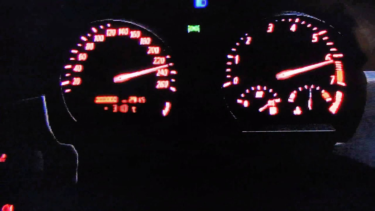 Bmw Z4 3 0 Acceleration And Top Speed Youtube