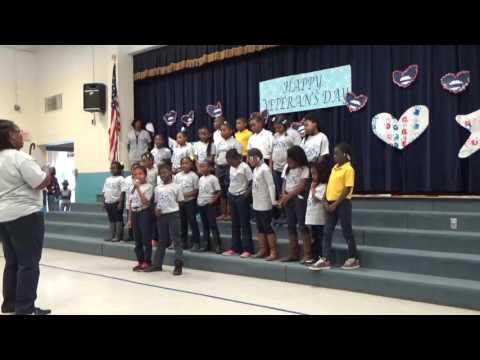 Aliceville Elementary School Choir.....God Bless the U.S.A.