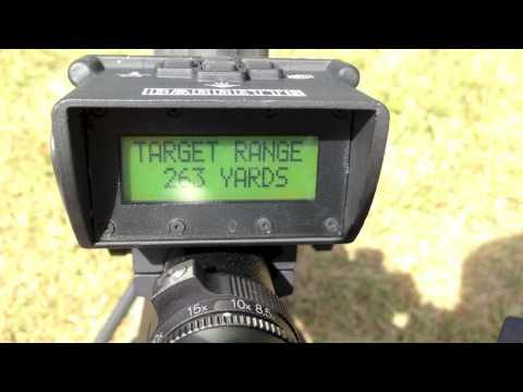 The Barrett BORS sniper computer scope