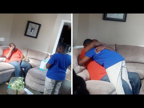 Surprise Adoption Proposal From Stepson To Stepdad