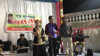 mari ladki musical program by jalsa group