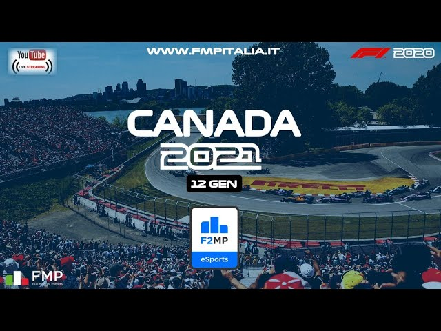 F2MP | #9 CANADA GRAND PRIX | FMP ITALIA