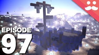 Video Hermitcraft 5: Episode 97 - BUILDING A HOME! download MP3, 3GP, MP4, WEBM, AVI, FLV Desember 2017