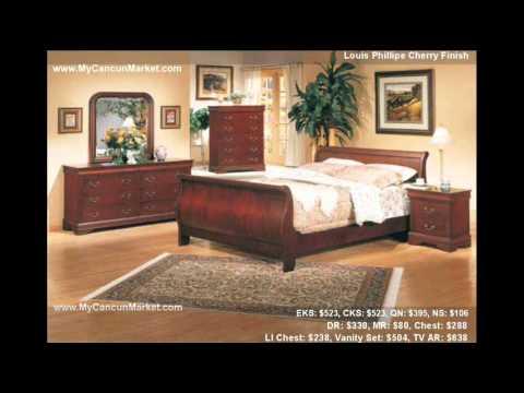 Cancun Market Furniture Bedroom.wmv