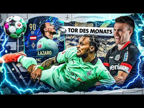 FIFA 21: TOTS MOMENTS LAZARO als RF Squad Builder Battle 🌟🌟🌟