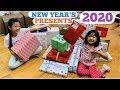New Year's Gifts 2020