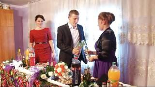 nunta Maria si Vasile strigaturi la mire si la mireasa(sarasau)