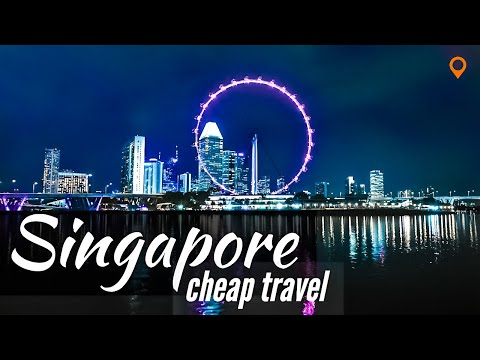 5 Singapore CHEAP TRAVEL Tricks