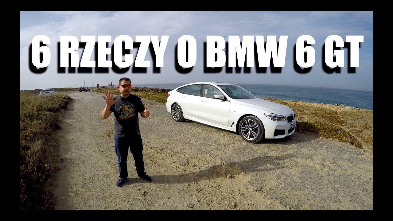 6 rzeczy, które musisz wiedzieć o BMW Serii 6 GT (G32)