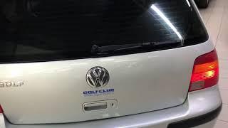 Volkswagen Golf, 2003