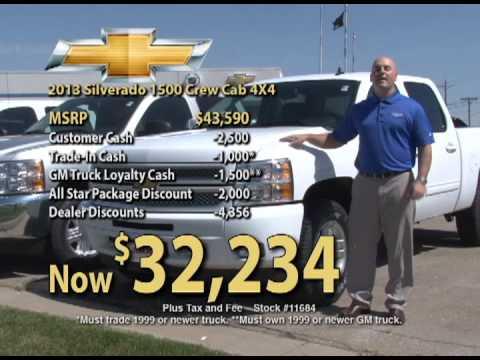 Lewis Motors of Garden City Kansas May Savings