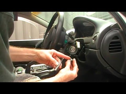 vy commodore ignition key problem cant turn key fix. Black Bedroom Furniture Sets. Home Design Ideas