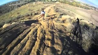 Mountain Biking at Sycamore Canyon - GoPro HERO HD