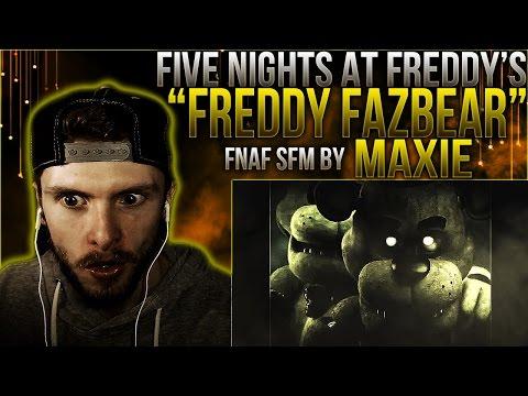 "Vapor Reacts #234 | [FNAF SFM] ANIMATION ""Freddy Fazbear Song"" By Maxie/Griffinilla REACTION!!"