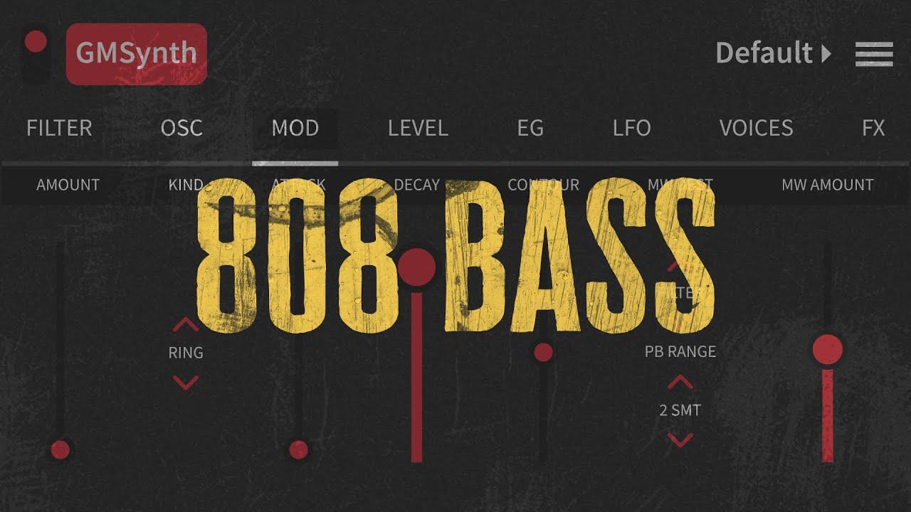FL Studio Mobile - Easy Hard 808 Bass Tutorial