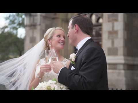 617 Weddings |  Bridget & Gregory |  Boston Public Library HD