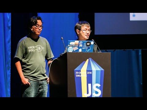 Fazli Sapuan & Eugene Cheah: GPU.JS - GPU Accelerated JavaScript - JSConf.Asia 2016
