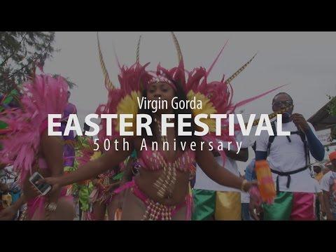 Virgin Gorda Easter Festival Parade 2017 highlight