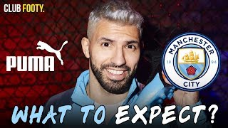 Man City Sign With PUMA! | WHAT CAN CITY FANS EXPECT?