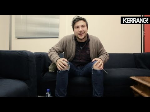 To The Stage... Frank Iero - Kerrang! Reading Festival 2015