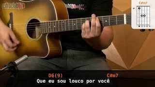 Apenas Uma Canção de Amor - Rosa de Saron (aula de violão simplificada)