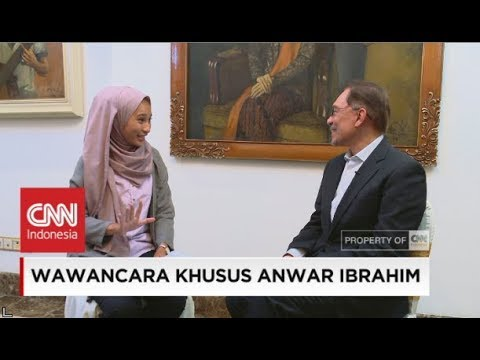 FULL - Wawancara Exclusive: Anwar Ibrahim, Mantan Wakil PM Malaysia