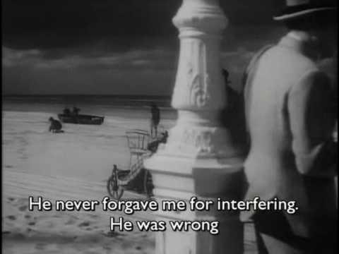 """Le Plaisir (1952) Max Ophüls (Ending of part """"La Modèle"""")"""